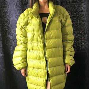 Jackets & Blazers - Green Puffy